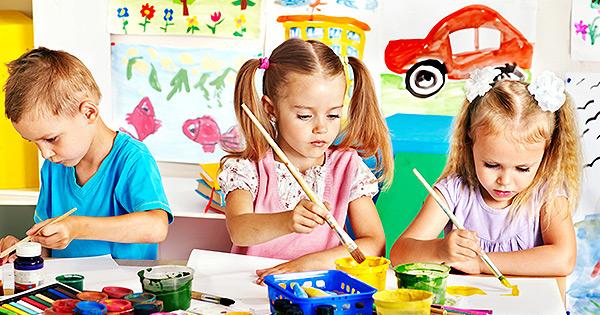 Atelier artistiques de Noël pour enfants