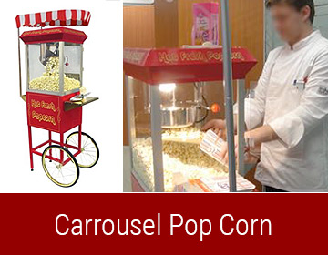 Carrousel Pop Corn