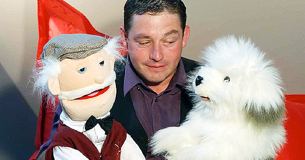 Spectacle de ventriloque