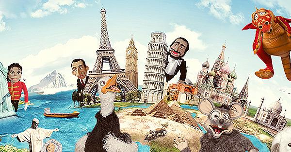 Spectacle de Noël : Tour du Monde en Ventriloquie